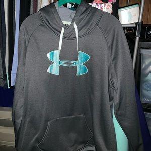 🍓Excellent condition Under Armour sweatshirt XL